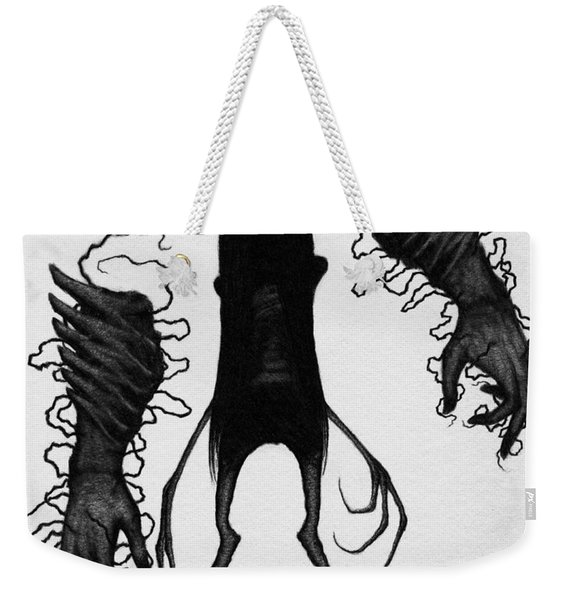 Firstborn Of The Orphan Wing - Artwork Weekender Tote Bag