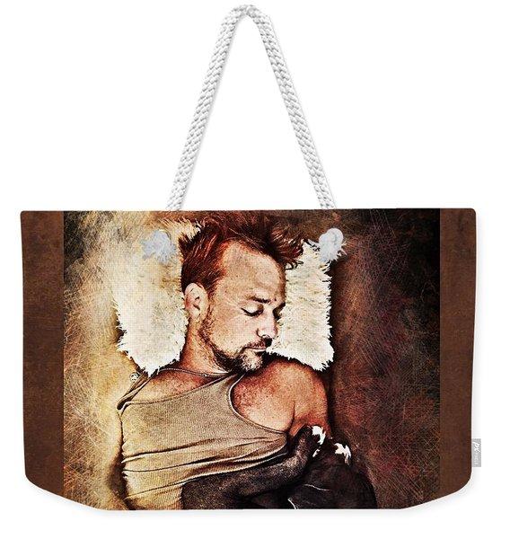 Flanery And Tex Weekender Tote Bag
