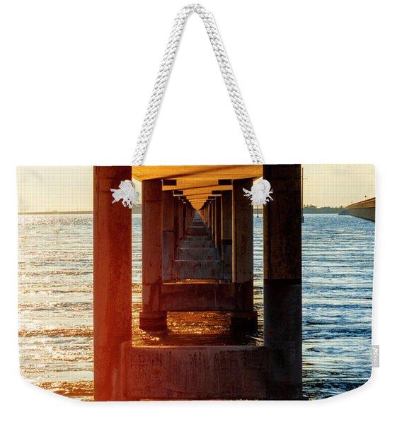 Flare Weekender Tote Bag