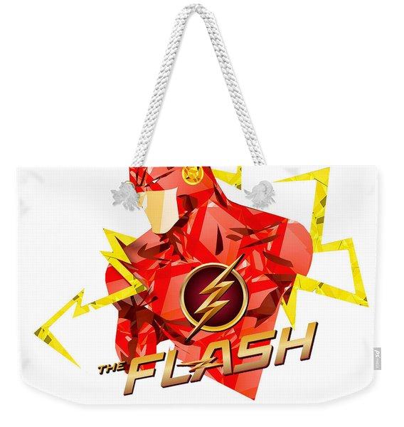 Flash 4 Weekender Tote Bag