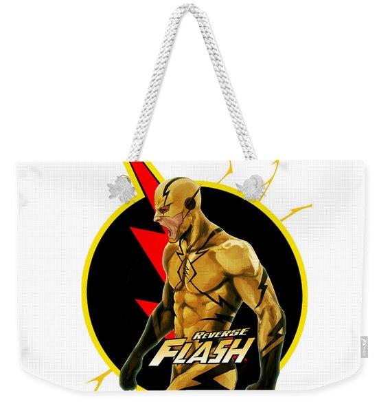 Flash Reverso Weekender Tote Bag