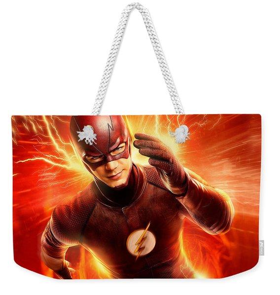 Flash Serie Weekender Tote Bag