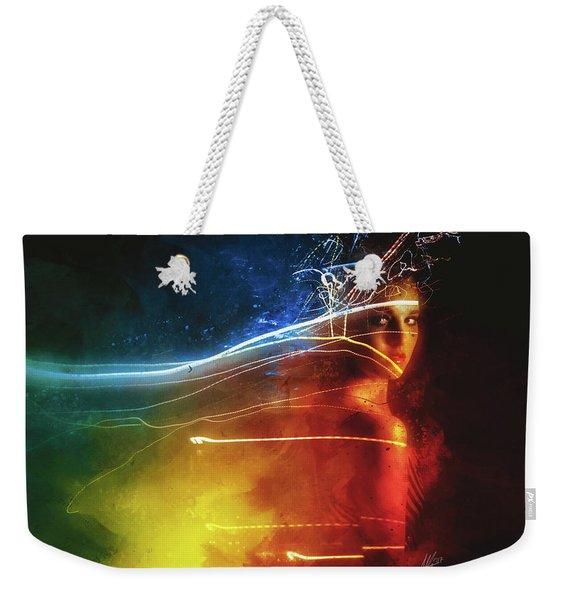 Flashback Weekender Tote Bag