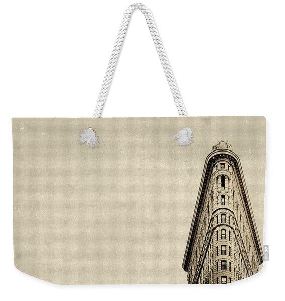 Flatiron Weekender Tote Bag