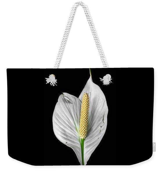 Flawed Beauty Weekender Tote Bag
