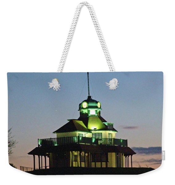 Fleetwood. The Mount Pavillion. Weekender Tote Bag
