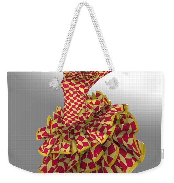 Flemish Pierrette Weekender Tote Bag