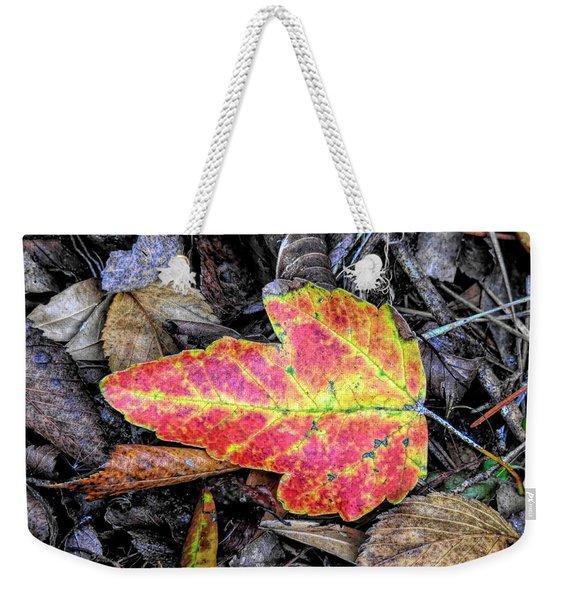 Florida Foliage Weekender Tote Bag