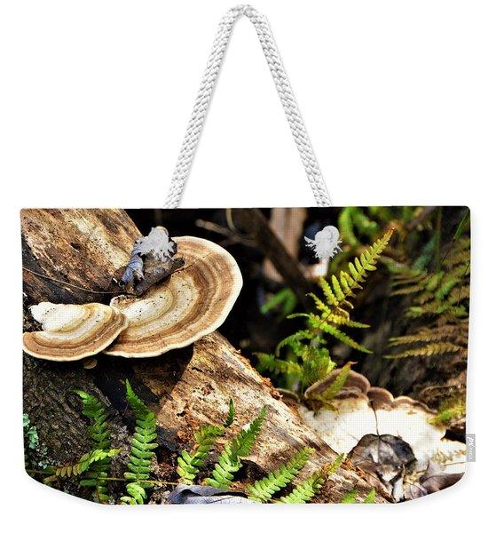 Florida Forest Weekender Tote Bag