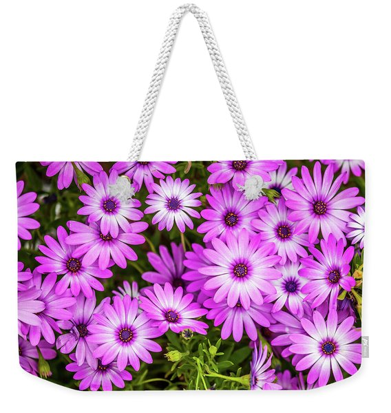 Flower Patterns Collection Set 04 Weekender Tote Bag