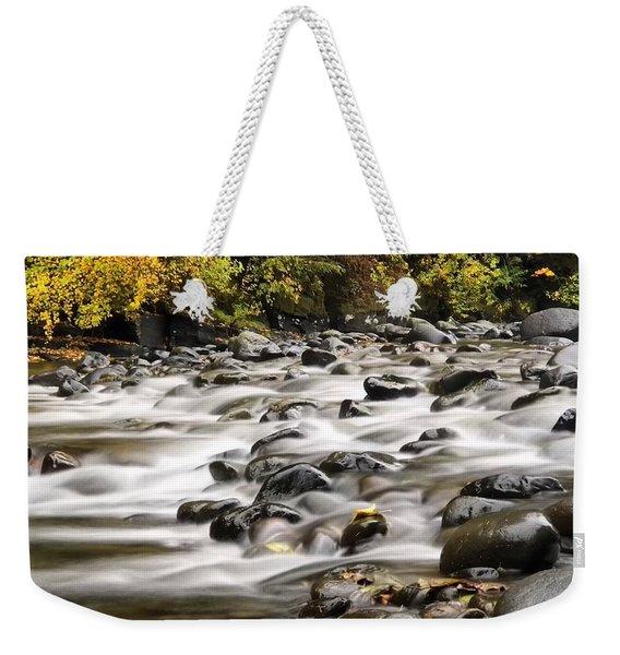 Flowing Molalla Weekender Tote Bag