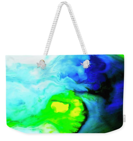 Fluctuating Awareness Weekender Tote Bag
