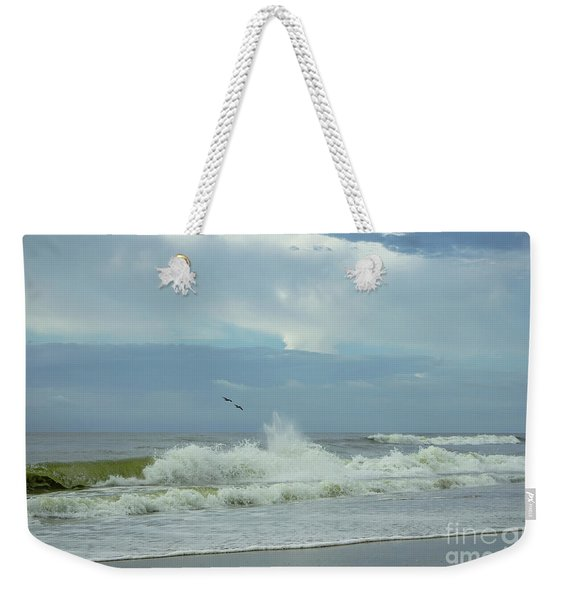 Fly Above The Surf Weekender Tote Bag