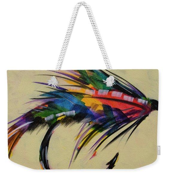 Fly One Weekender Tote Bag