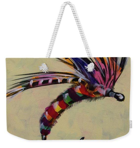 Fly Two Weekender Tote Bag