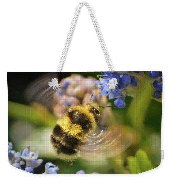 Flying Miracle Weekender Tote Bag