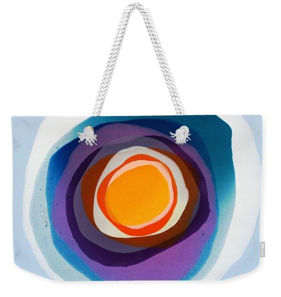 Focussed Weekender Tote Bag
