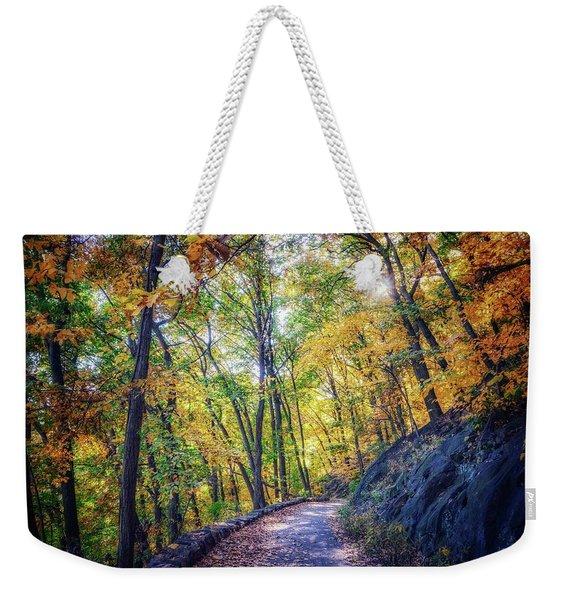 Follow Weekender Tote Bag