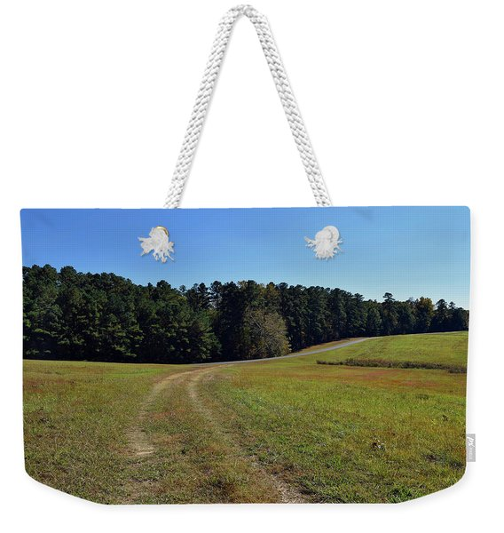 Follow The Path Weekender Tote Bag