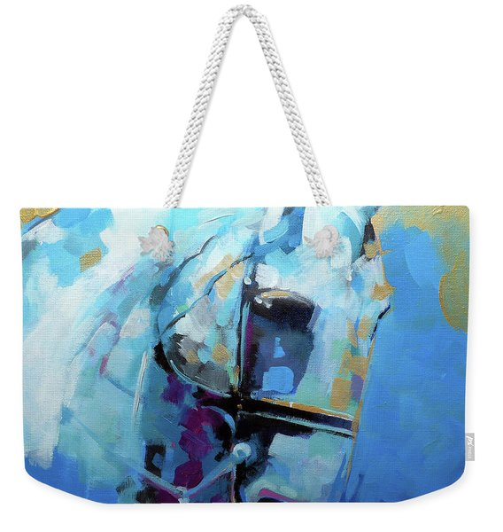 For The Love Of Horses, Lippizan 1.0 Weekender Tote Bag