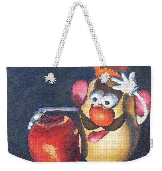 Forbidden Fruit Weekender Tote Bag