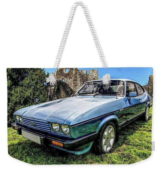 Ford Capri 3.8i Weekender Tote Bag