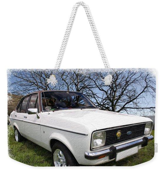 Ford Escort Weekender Tote Bag