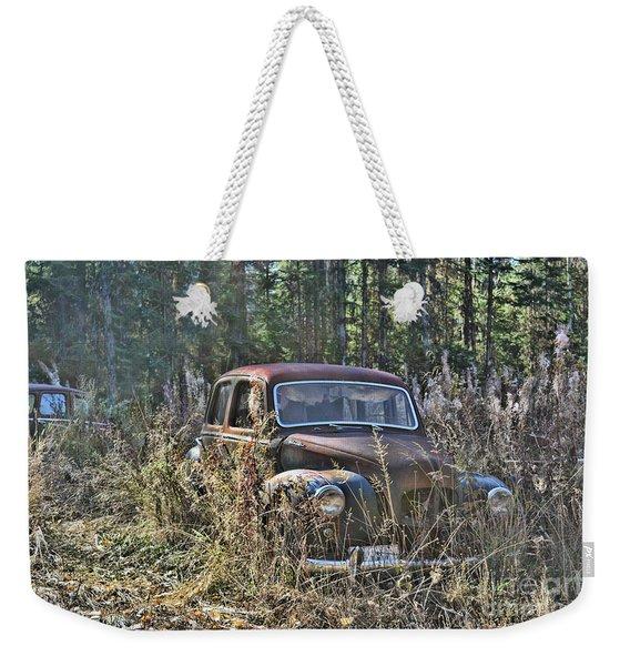 Forest Finds Weekender Tote Bag
