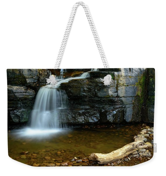 Forged By Nature Weekender Tote Bag