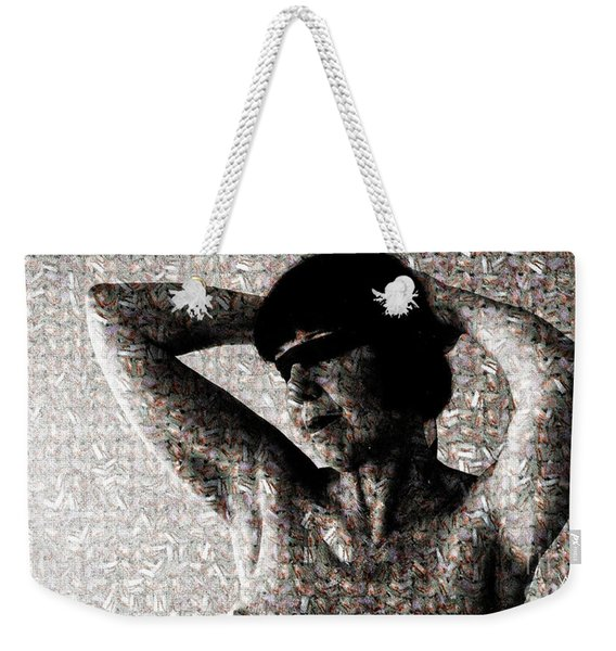 Forgetting Memories Weekender Tote Bag