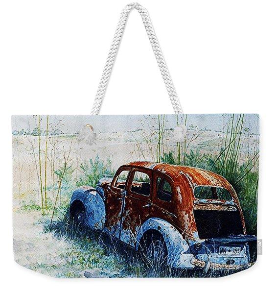 Forgotten. . .  Weekender Tote Bag