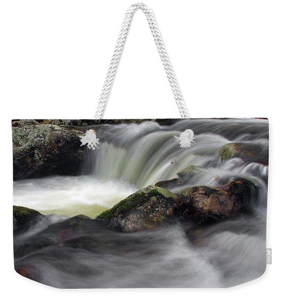 Forked Brook Fall Weekender Tote Bag