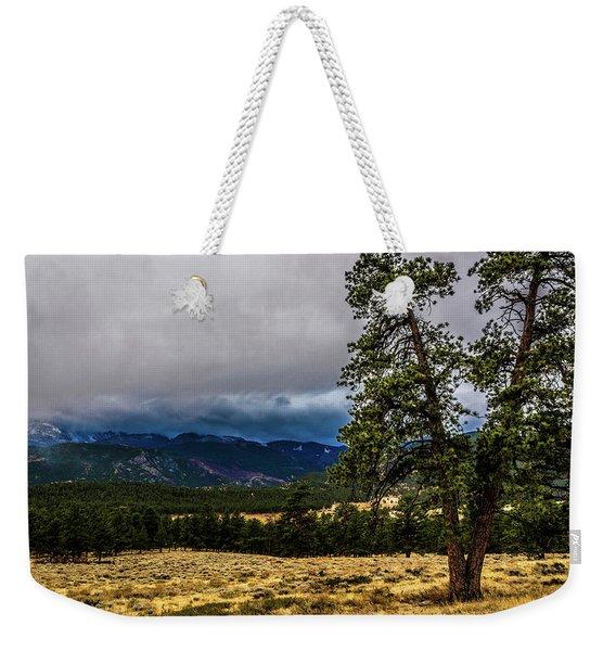 Forked Tree Weekender Tote Bag