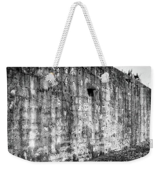 Fortification Weekender Tote Bag
