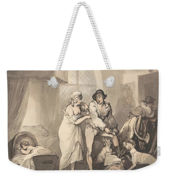 Four O'clock In The Country Weekender Tote Bag