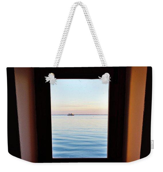 Framing The Frame Weekender Tote Bag