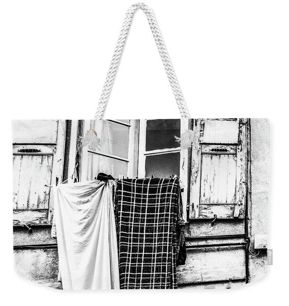 Franch Laundry Weekender Tote Bag