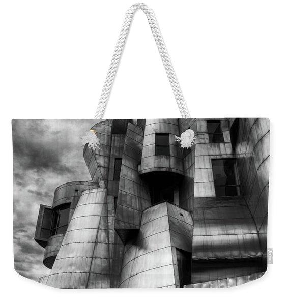 Frederick R Weisman Art Museum Frank Gehry University Of Minnesota Weekender Tote Bag
