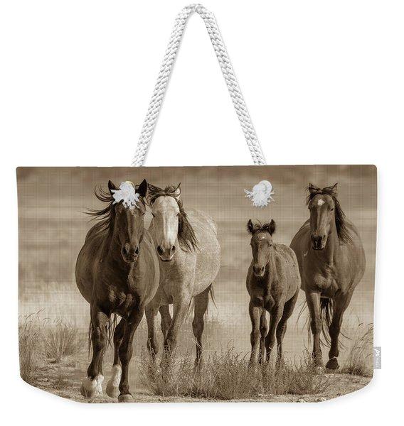 Free Family Weekender Tote Bag