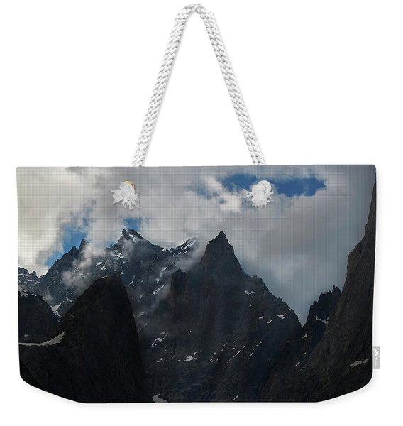 French Alps Region II Weekender Tote Bag