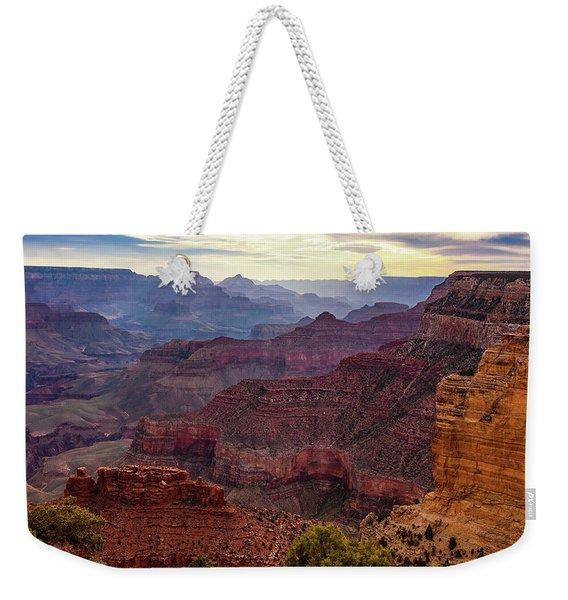Fresh Light Weekender Tote Bag