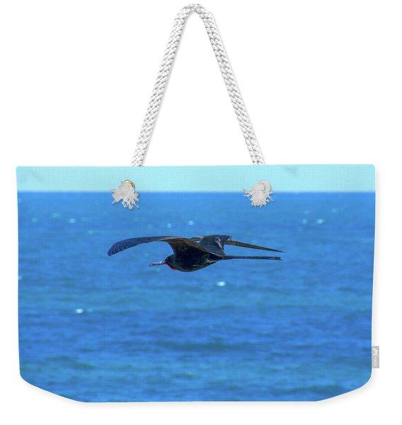 Frigatebird Weekender Tote Bag