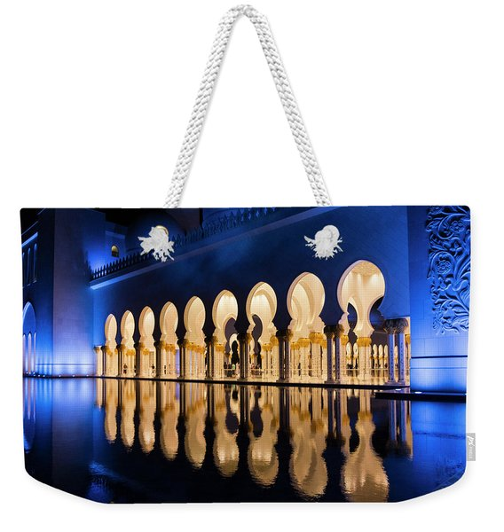 From The Outside In Weekender Tote Bag