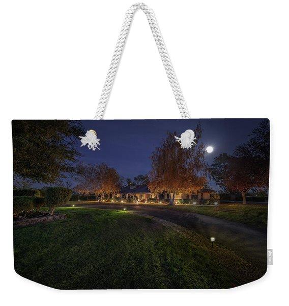 Front Weekender Tote Bag