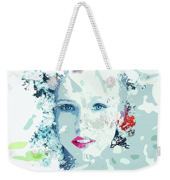 Frozen - Snow Queen Weekender Tote Bag