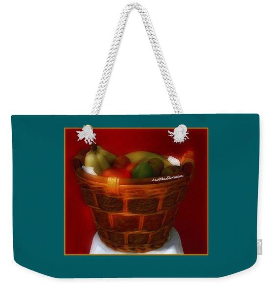Fruit  Art 33 Weekender Tote Bag