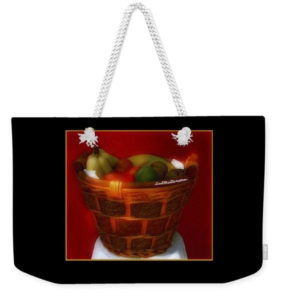 Fruit  Art 36 Weekender Tote Bag