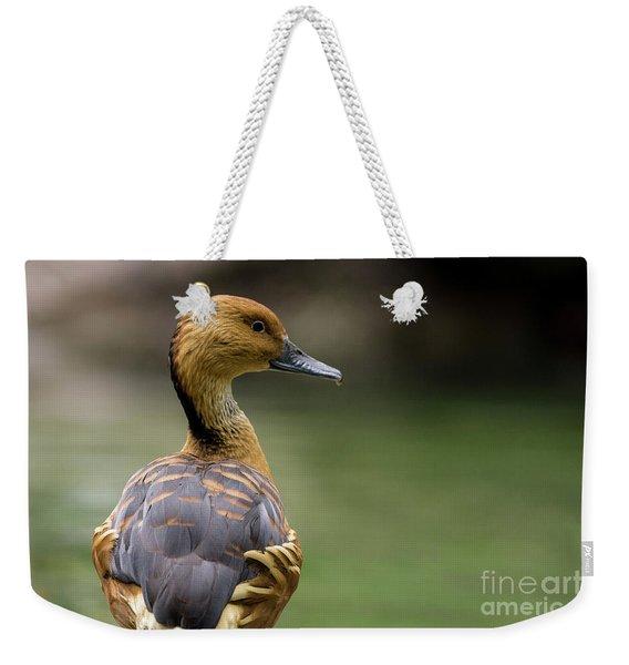 Fulvous Whistling Duck Weekender Tote Bag
