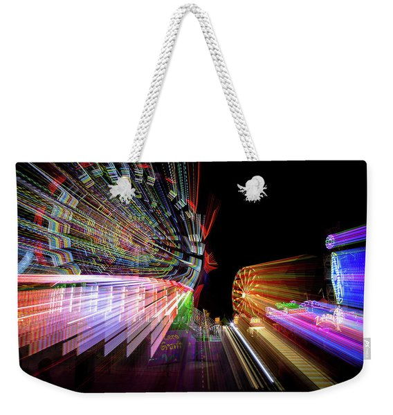 Fun Zone At The Fair Weekender Tote Bag
