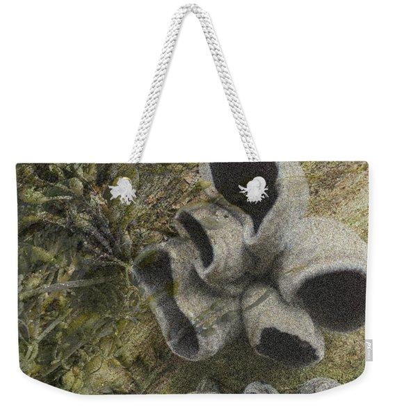 Fungi And Algae Weekender Tote Bag